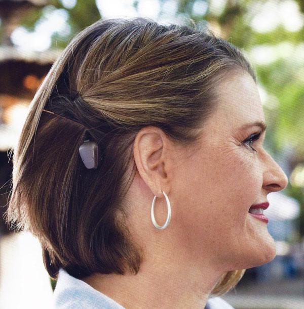 BAHA Device on tastefully simple order form, hearing aid order form, baha attract order form,